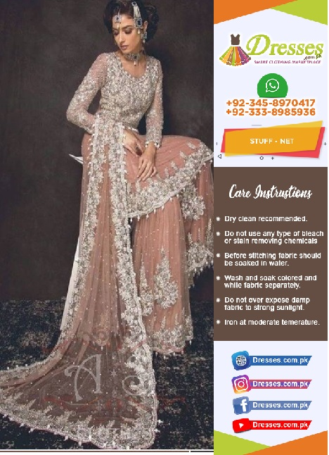 Sobia Nazir Bridal Eid Collection 2018