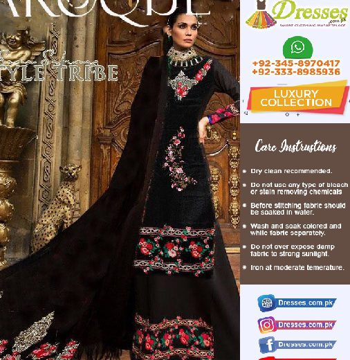 Baroque Eid Collection 2018
