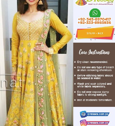 Indian Maxi Eid Collection 2018