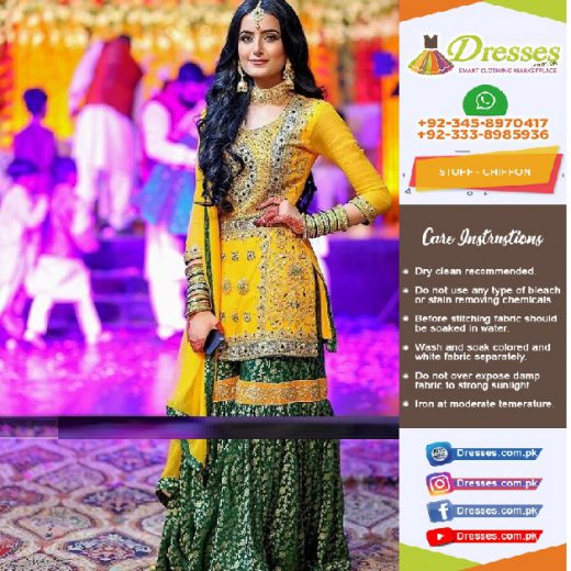 Kashees Party wear Eid Collection 2018