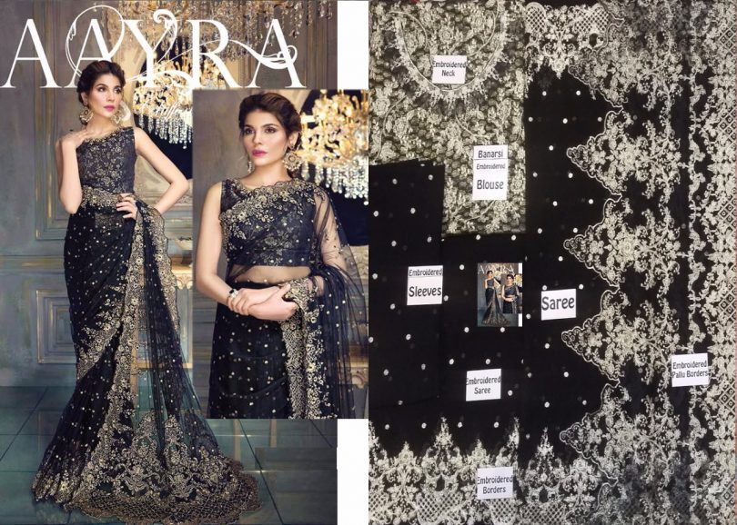 Aayra Saree Collection 2018