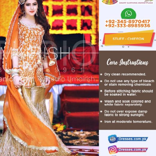 Kashees Wedding Collection 2018