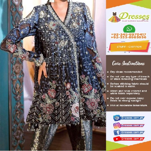 Anus Abrar Eid Collection 2018