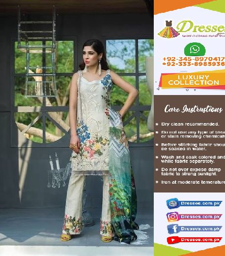 Crimsons Eid Collection 2018