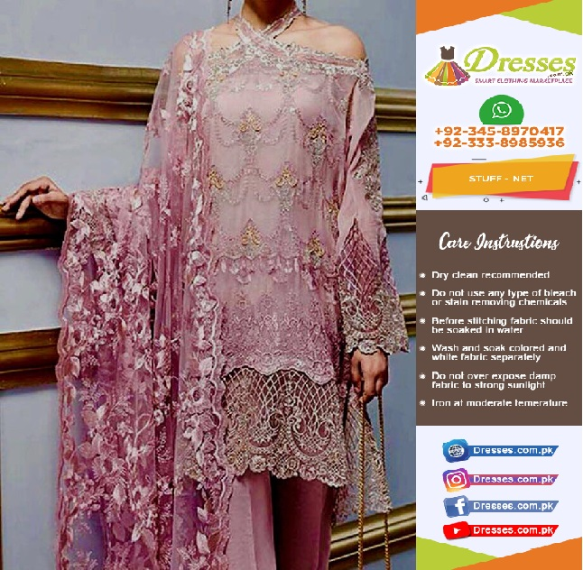 Gul Ahmed Net Eid Collection 2018