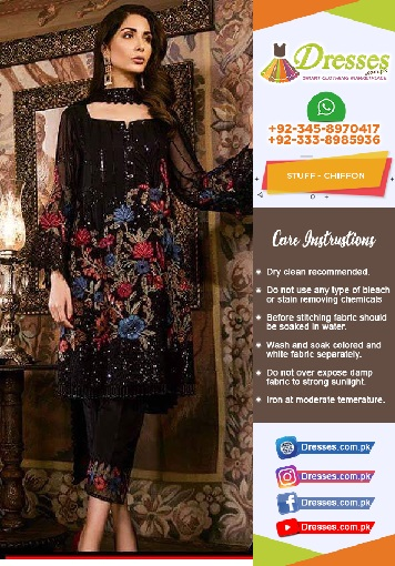 Iznik Chiffon Collection 2018