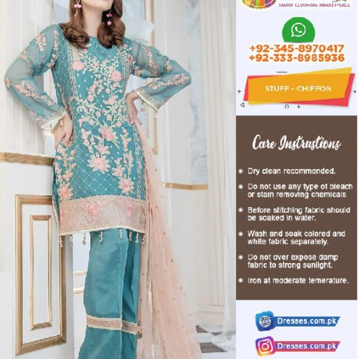 Maryam & Maria Eid Suit 2018