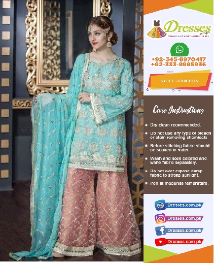 Maryam and Maria Collection 2018
