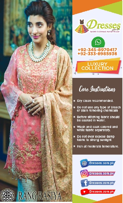 Rang Rasiya Chiffon Collection 2018