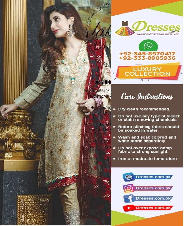 Rang Rasiya Eid Collection 2018