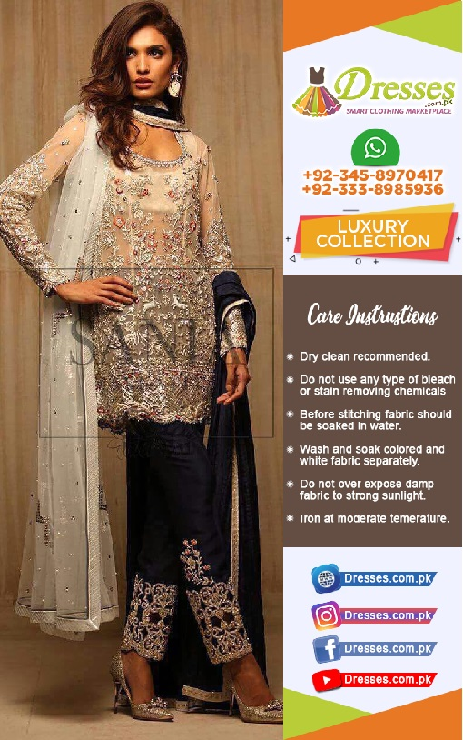 Sania Maskatiya Eid Collection 2018