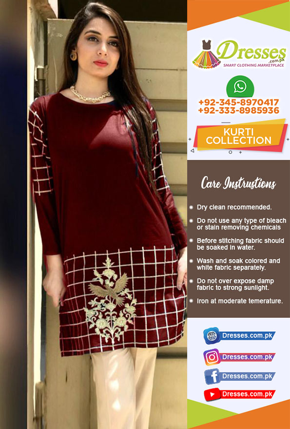 Agha Noor Ready made shirts