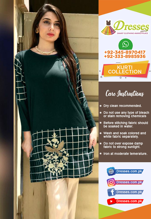 Agha Noor stitched shirts