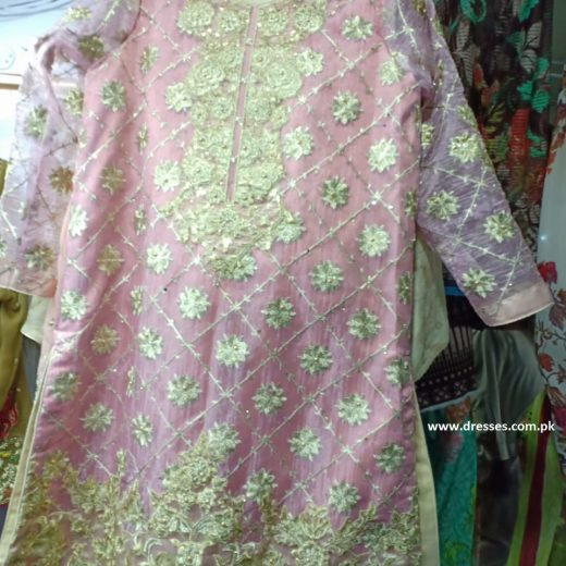 Annus Abrar Ready Made Suit