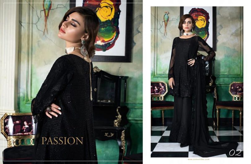 Honey Waqar Silk Collection 2018