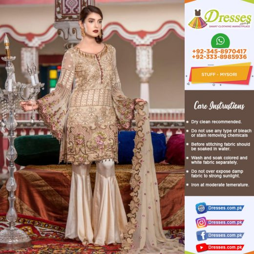 Maryams Maysori And Chiffon Collection 2018