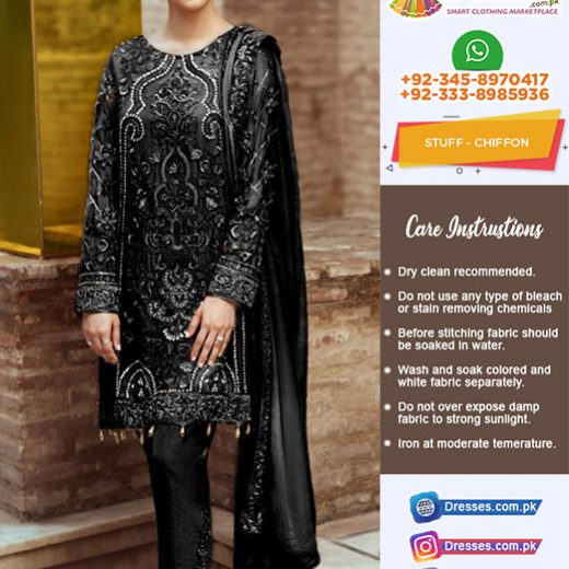 Serene Chiffon Collection 2018