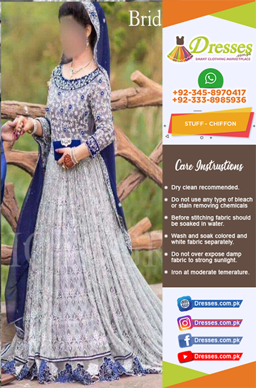 Zainab Chottani maxi Collection 2018