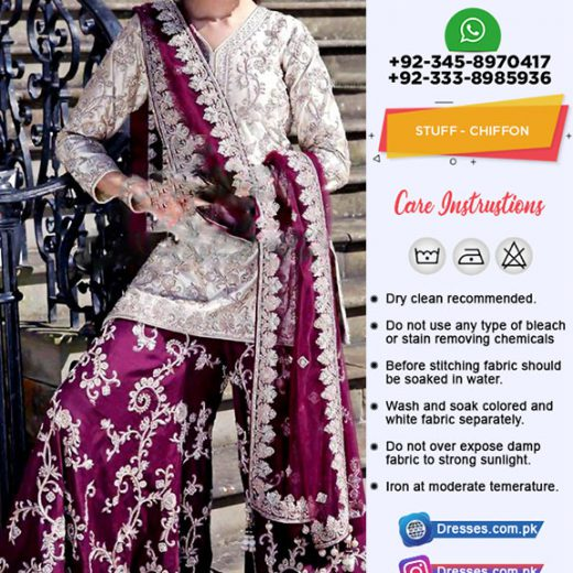 Heer Bridal Collection 2018