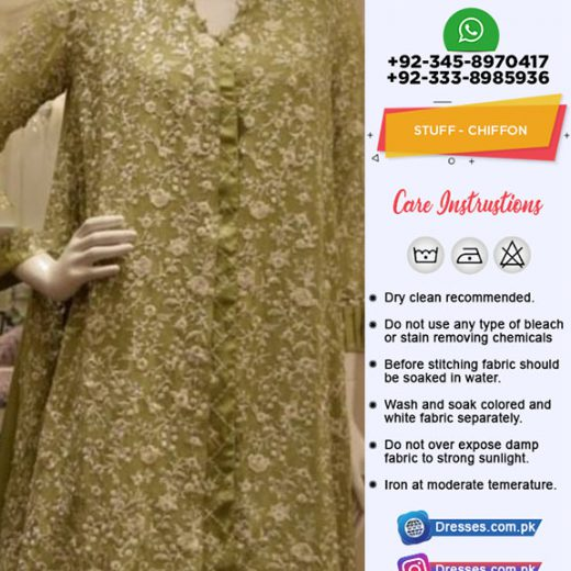 Motifz Chiffon Collection 2018