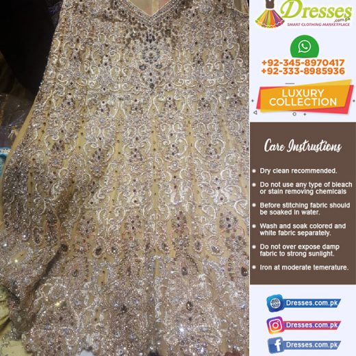 Pakistani Wedding Dress Ready to Wear
