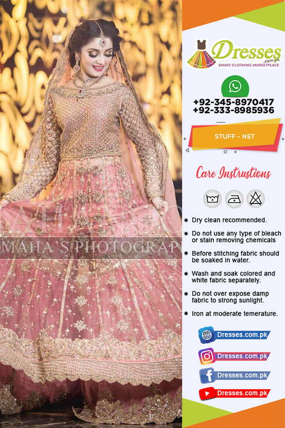 Sana Safinaz Bridal Collection 2018