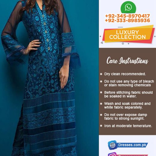 Zainab Chottani Luxury Collection 2018