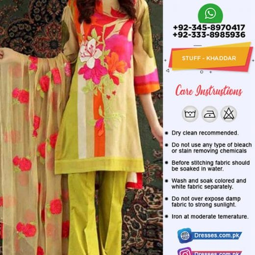 Charizma Khaddar Collection 2018