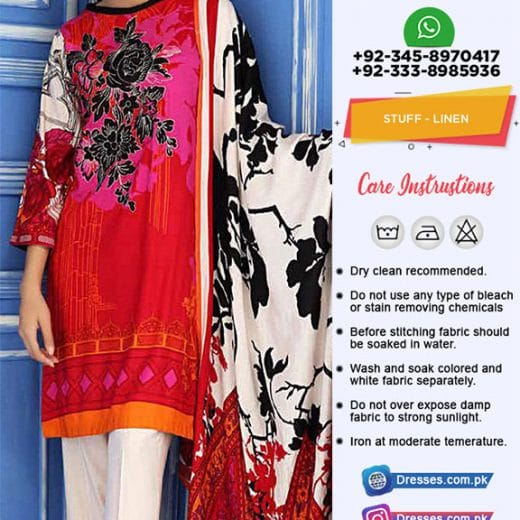 Charizma Linen Collection 2019