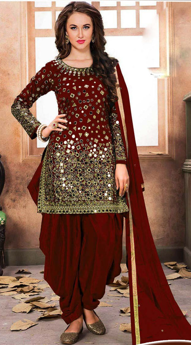 Indian Chiffon Collection