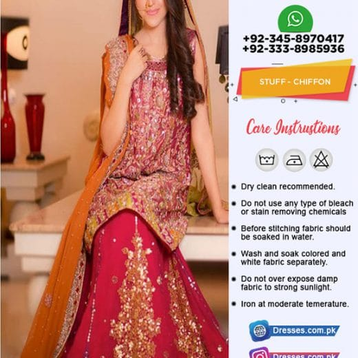 Pakistani Latest Chiffon Collection 2019