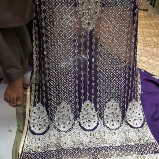 Pakistani Party Wear Dresses With Stones