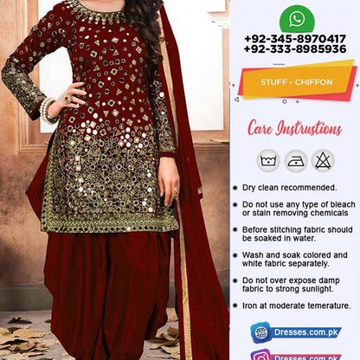Punjabi Dresses for girls