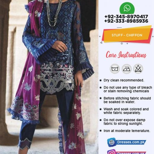 Zainab Chottani Luxury Collection 2019