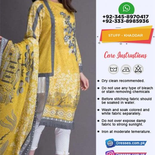 Zeen Khaddar Collection 2019