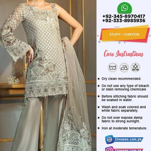 Aayra chiffon Collection 2019