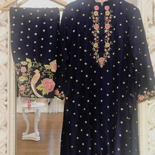 Agha Noor Two Piece Suit