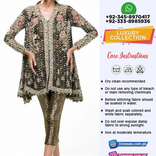 Annus Abrar Luxury Collection 2019