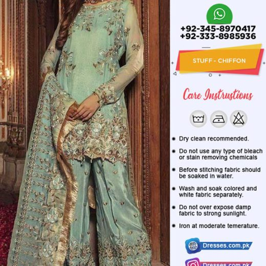 Embroyal Chiffon Collection 2018