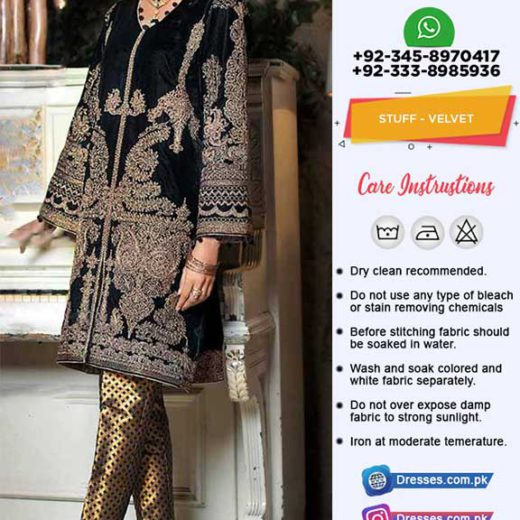 Gul Ahmed Velvet Collection 2019