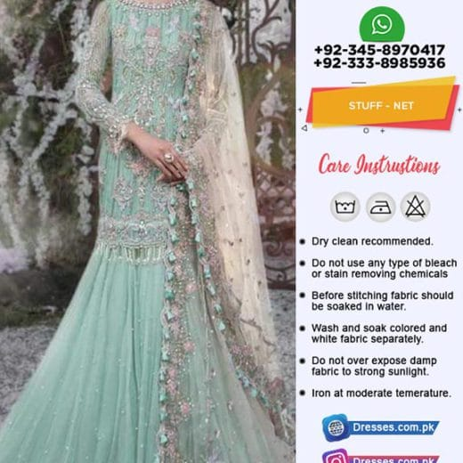 Maria B Luxury Bridal Collection