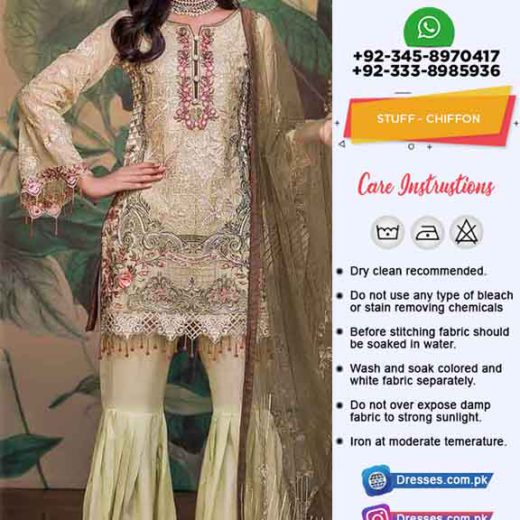Maryam Chiffon Collection 2019