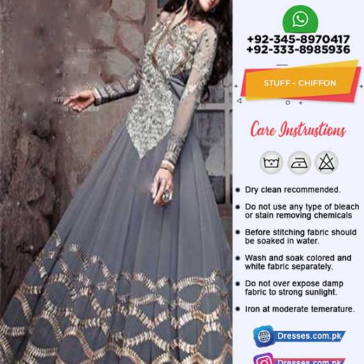 Pakistani Frock Collection 2019