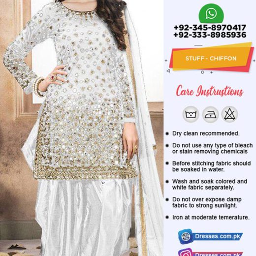 Punjabi Latest Dresses Collection 2019