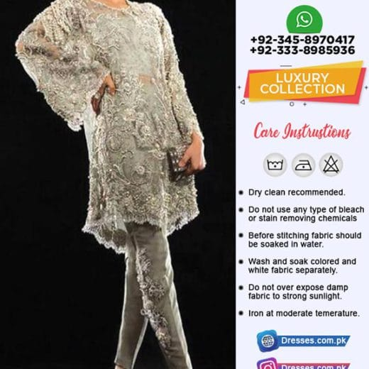 Sana Safinaz Luxury Collection 2018