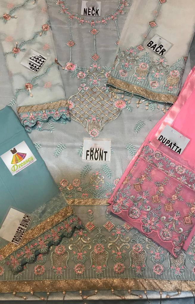 Mohagni Latest Collection