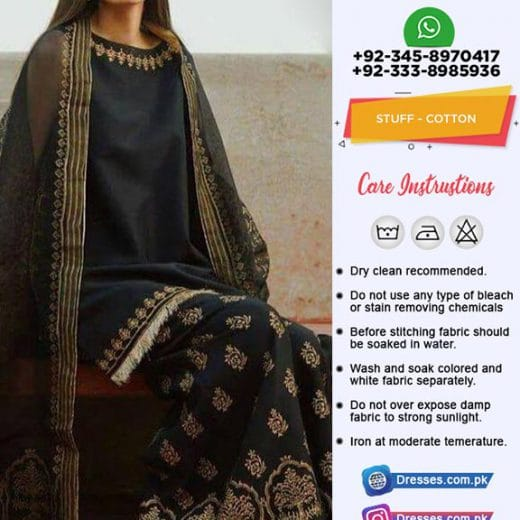 Zara Shahjahan Cotton Collection