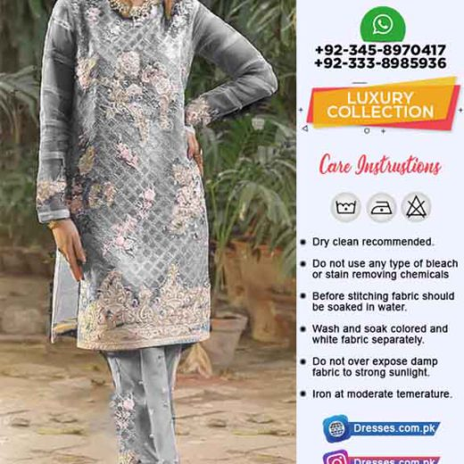 Agha Noor Luxury Collection 2019