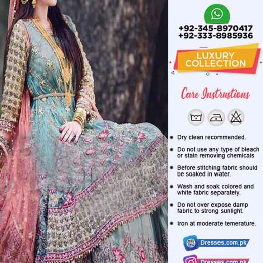 Aisha Ambreen Luxury Collection