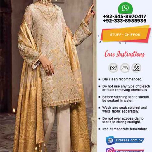 Anaya by Kiran Chaudhry Latest Collection 2019